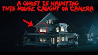 A GHOST IS HAUNTING THIS HOUSE AND ITS ALL MY FAULT! ( CAUGHT ON CAMERA) | MOE SARGI