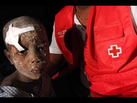 Never forget the trafficking of children from Haiti earthquake and Hurricane Katrina