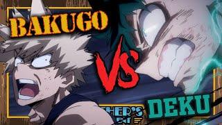 Deku vs Kacchan, Round 2 - Animelee (My Hero Academia)
