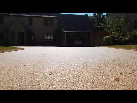 Example of Our Resin Bound Driveways