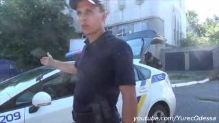 Два лучших полицейских пиз...на Одессы