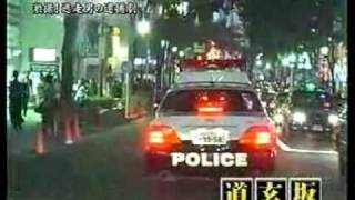 Illegal Immigration in Japan --cops arrest & deport illegal alien (English subtitled)