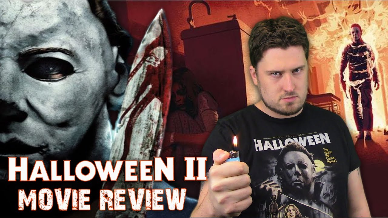 Cody Leach Halloween 2020 Halloween II (1981)   Movie Review   YouTube