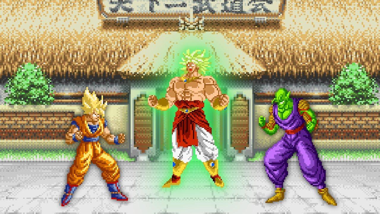 Dragon Ball Z Sprites A Saiyan S Revenge Youtube