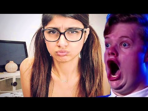 Mia Khalifa Has SHOCKING But Hilarious Accident