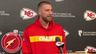 Travis Kelce says the Chiefs have moved on from Colts (NFL Week 6 2019)