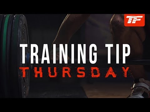Performing the Dumbbell Romanian Deadlift - Training Tip Thursday