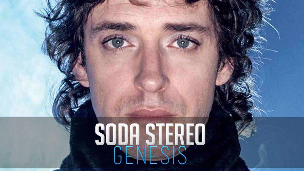 Soda Stereo Genesis Letra Youtube