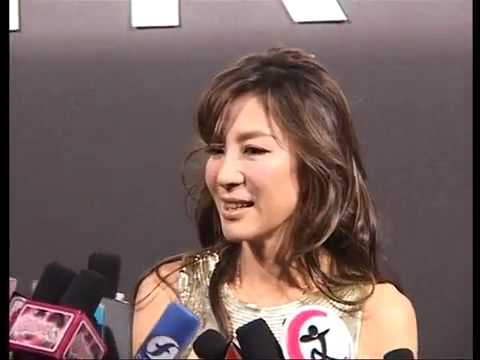 Michelle Yeoh Media Interview  (May 7, 2010)