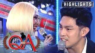 Ion talks about his sweet moments with Vice | It's Showtime Mr. Q and A