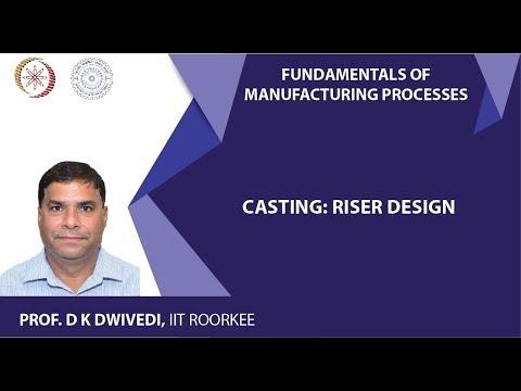 Casting: Riser Design
