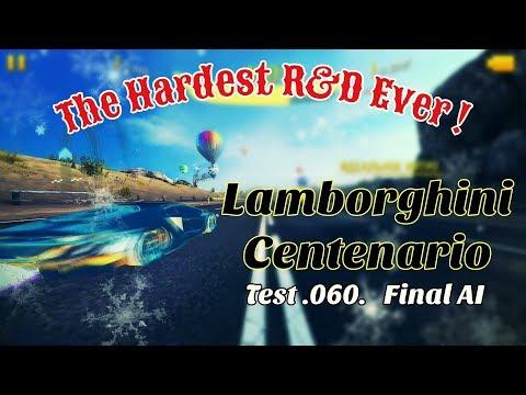 Asphalt 8 Lamborghini Centenario R D 4 Lab Stream