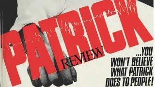 PATRICK Movie Review ( HORROR. 1978)