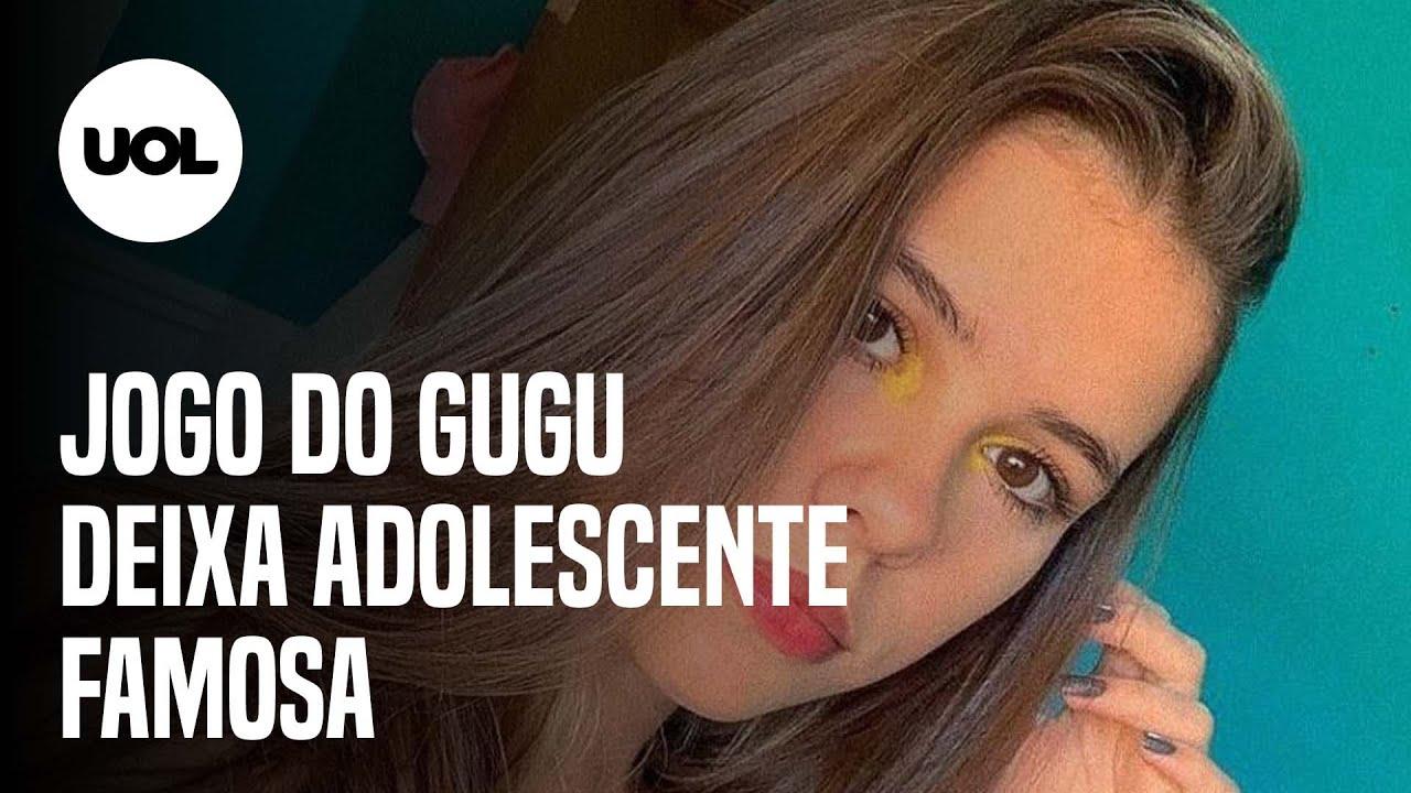 Jogo Do Gugu Adolescente Leticia Amorim Fica Famosa Ao Explicar Brincadeira No Tiktok Youtube