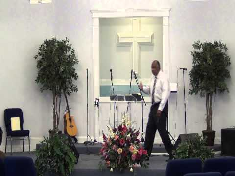 """Righteousness and Justice"" By Pastor Lionel Murphy, Jr 11/2/2014"