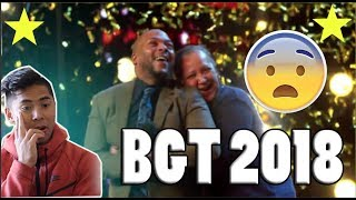 'A Change Is Gonna Come' for Lifford after he gets a GOLDEN BUZZER! | Auditions | BGT 2018 REACTION!