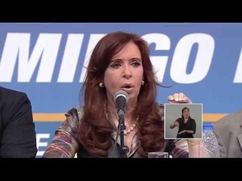 """Visión 7 - Cristina: """"Este paro no se trata de reivindicaciones obreras, sino de oposición"""""""