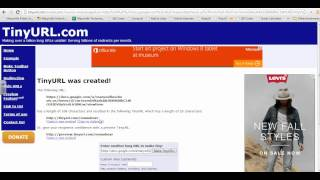 Sharing Google Forms Links Using Tinyurl.com