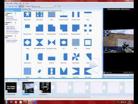 Tutorial PC | Windows Movie Maker | Commentée en Français ...