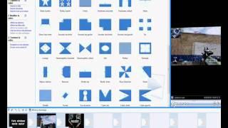 Tutorial PC | Windows Movie Maker | Commentée en Français