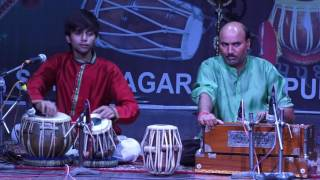 Solo Tabla Performed by Mohit Student of Jaipur Sangeet Mahavidyalaya