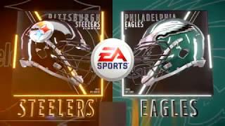Madden 19 Franchise Mode   Steelers vs Eagles Preseason Week 1   Ep.3