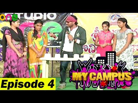 Episode 4 - My Campus Show In Sri Kakatiya Junior College   Godavarikhani   Studio One