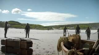 Черные паруса 4 сезон трейлер
