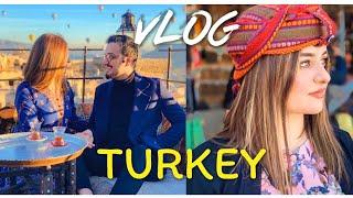 Pakistani Couple Travels TURKEY | VLOG | Cappadocia in 2 days! Turkish Food etc