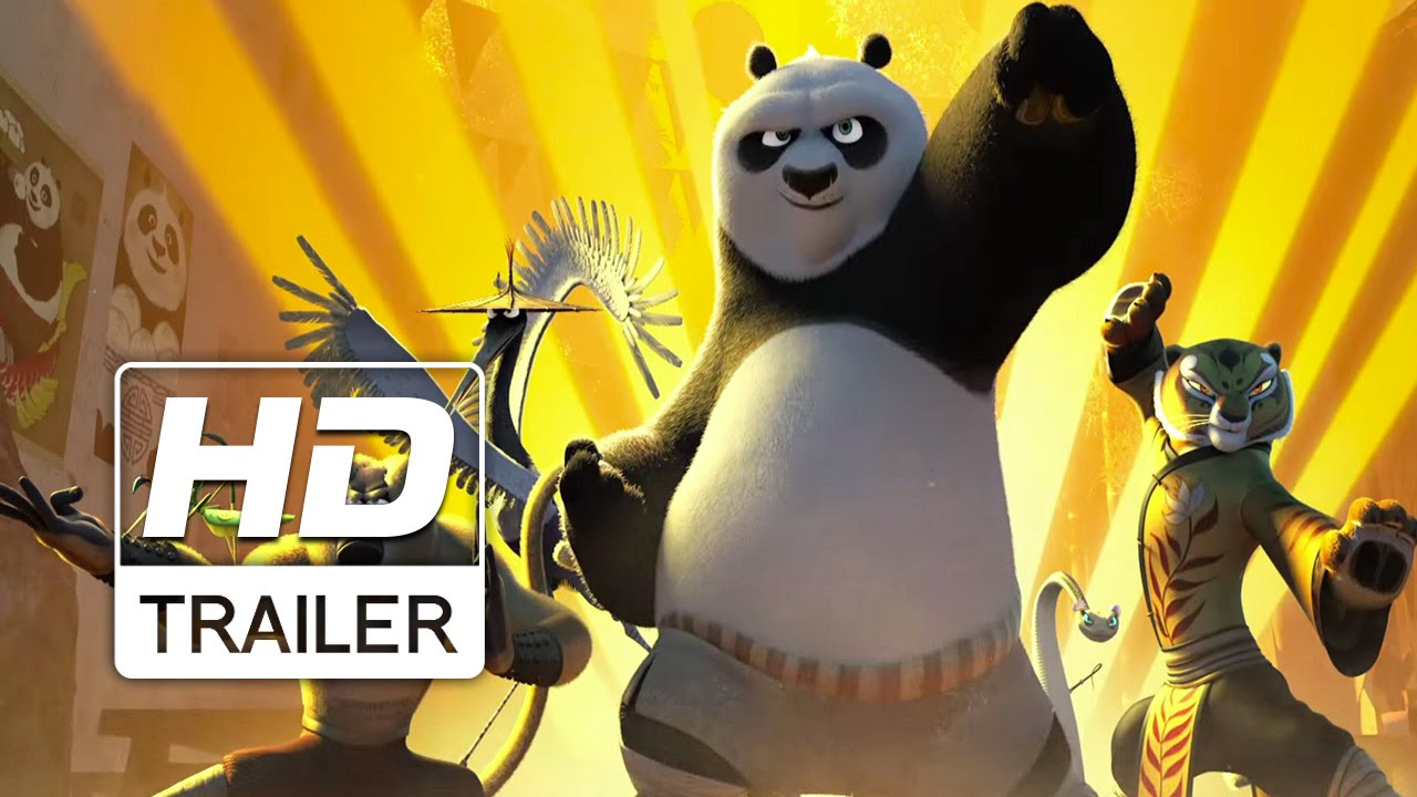 Kung Fu Panda 3 | Terceiro Trailer Oficial | Dublado HD