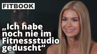 """Pamela Reif verrät: """"Ich habe noch nie im Fitnessstudio geduscht!"""""""