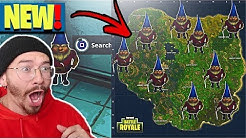 all new gnome locations for week 7 challenge fortnite battle royale with team alboe duration 2 18 50 - gnome challenge fortnite