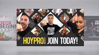 Join HoyPro.com - Stream Over 1,150+ Workouts and 43+ Workout Programs - Millionaire Hoy