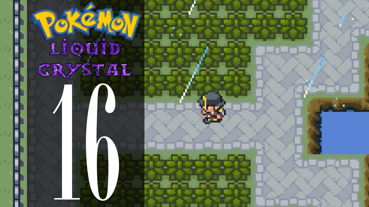 Scyther pokemon liquid crystal