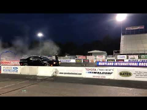 Dodge Challenger Scat Pack 1320 1/4 Mile