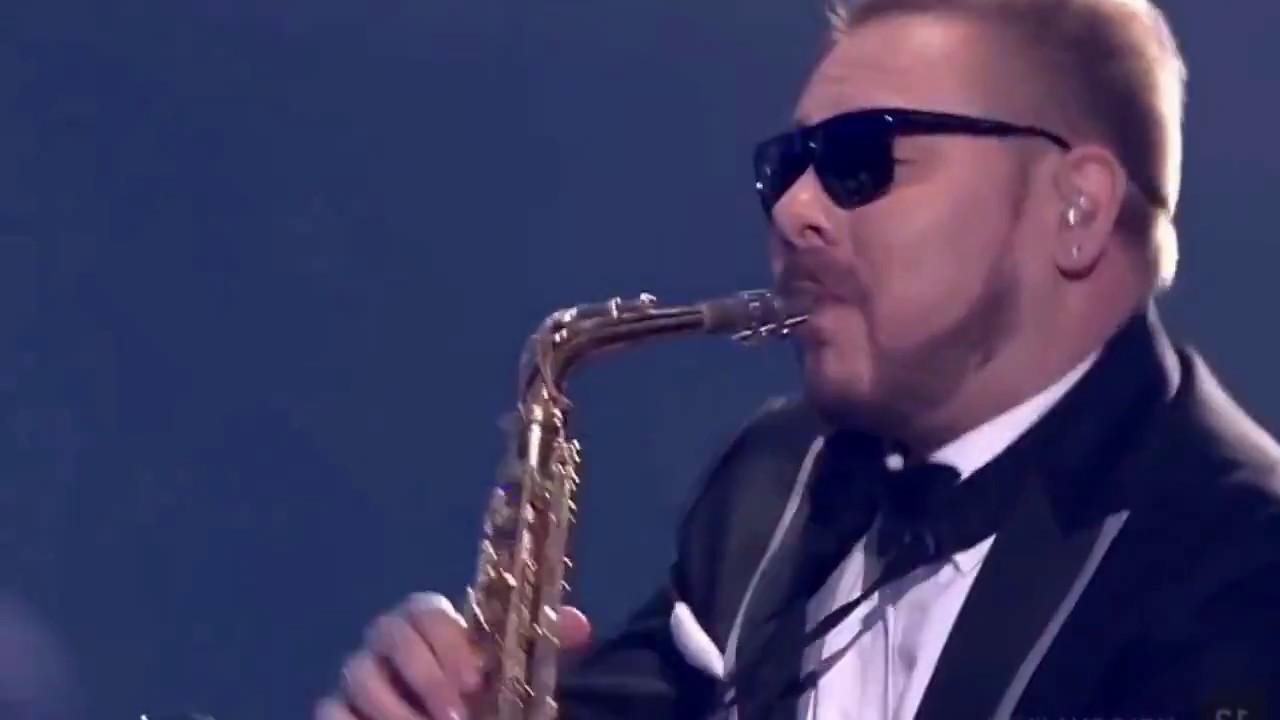Ssexy sax man