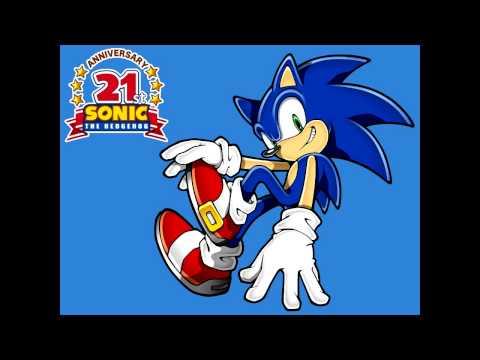 Sonic The Hedgehog - Happy Belated 21st Anniversity (Lil' Steve)