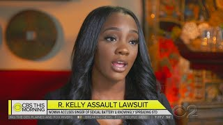 Woman Claims R. Kelly Filmed Nonconsensual Sex, Routinely Locked Her Up