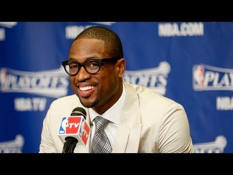"""Whacky NBA Playoff Fashion!"""