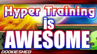 HYPER TRAINING in Pokémon Sun and Moon!