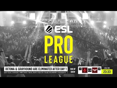 LIVE: CS:GO - mousesports vs. MIBR [Inferno] Bo1 - Group B - ESL Pro League Season 9 Finals