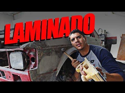 EP2 LAMINADO de un golpe  / Escuela MAAP Carshop