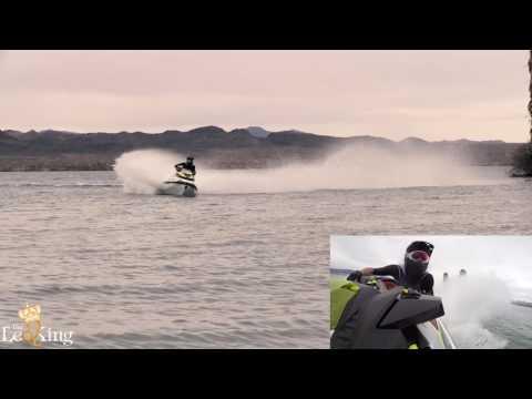 Stock 2017 Seadoo RXP-X 300 Race Sponsons...
