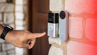 Ring 4 vs Nest Doorbell Battery: The battle for best wireless video doorbell