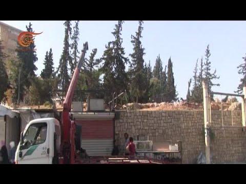 عودة الحركة التجارية لأسواق حلب