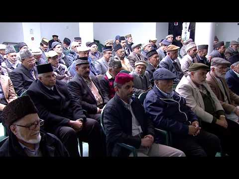 Friday Sermon: Seeking The Pleasure of Allah: 5th May 2017