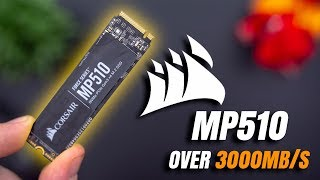 Corsair MP510 NVMe SSD - The New Speed King?