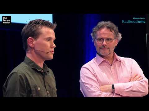 Blockchain for Healthcare - Jacob Boersma & Lucien Engelen at Our Future Health 2016