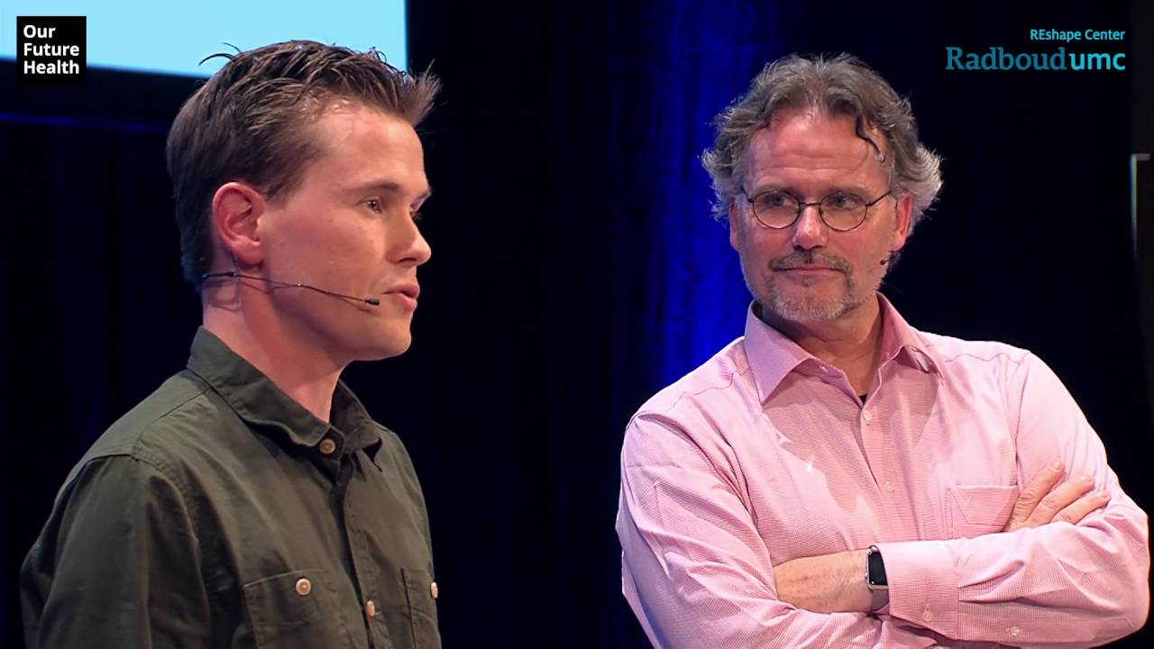 Blockchain for Healthcare - Jacob Boersma & Lucien Engelen at Our ...