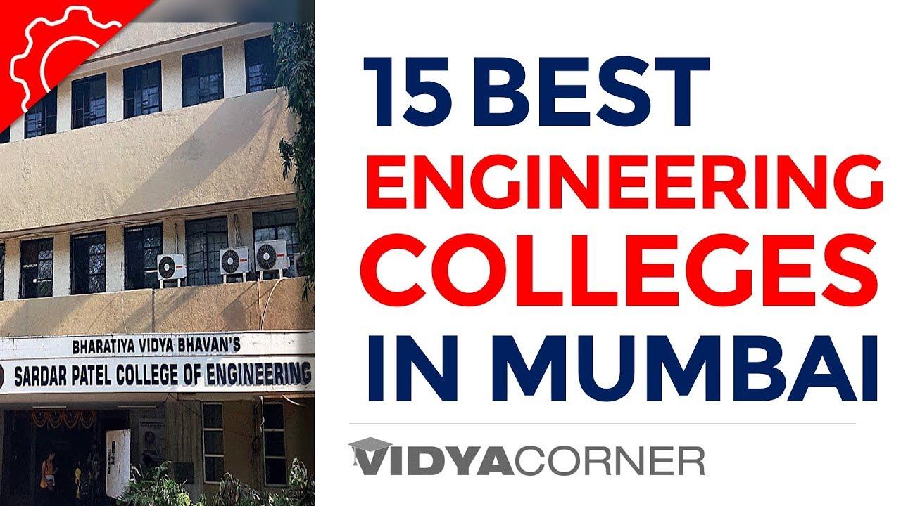 Top 15 Engineering Colleges in Mumbai - Maharashtra | Ranking | Admission  Procedure